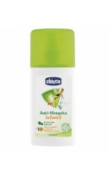 CHICCO ANTIMOSQUITOS SPRAY REPELENTE USO HUMANO 100 ML