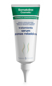 SOMATOLINE SERUM ZONAS REBELDES 100 ML