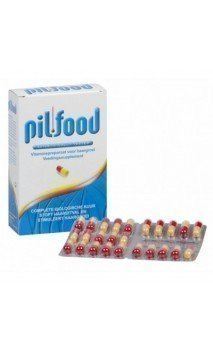 PILFOOD COMPLEX 60 CAPSULAS+ ANTI HAIR LOSS SHAMPOO