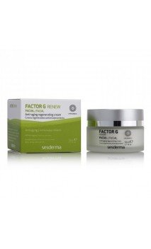 FACTOR G RENEW CREMA REGENERADORA ANTIENVEJEC 50 ML