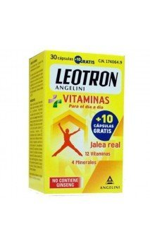 LEOTRON VITAMINAS ANGELINI 30 COMP
