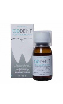 ODDENT A HIALURONICO FLUIDO ORAL 50 ML