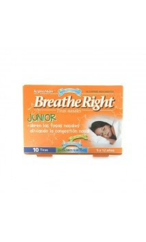 RHINOMER BY BREATHE RIGHT TIRA ADH NASAL JUNIOR 10 U