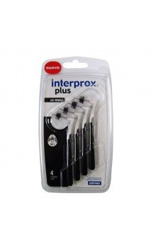 CEPILLO ESPACIO INTERPROXIMAL INTERPROX PLUS XX-MAXI 4 U