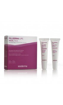 FILLDERMA LIPS VOLUMINIZADOR DE LABIOS SESDERMA 2 X 6 ML
