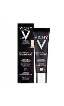 Vichy Dermablend 3d Correction Spf 25 Oil Free 30 Ml