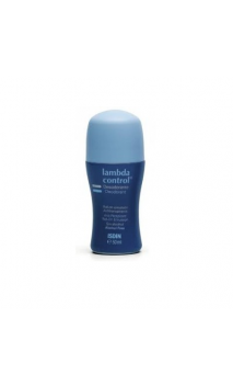 LAMBDA CONTROL DESODORANTE EMULSION ANTITRANSPIRANTE ROLL-ON 50 ML