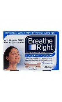 RHINOMER BY BREATHE RIGHT TIRA ADH NASAL CLASICAS 30 U