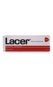 LACER PASTA DENTIFRICA 50 ML