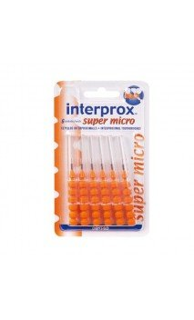 Cepillo Dental Interproximal Interprox Super Micro 6 U