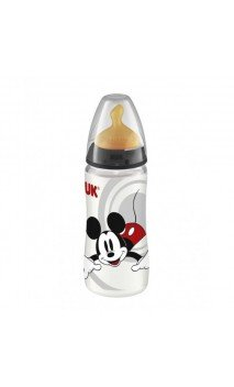 Biberon Nuk Fp Pp Disney Mickey Latex 1m