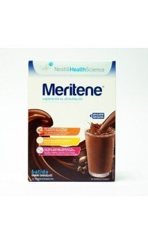 Meritene 30 G 15 U Chocolate