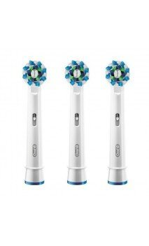 Recambio Cepillo Oral B Cross Action 3 Uds Eb 50-3