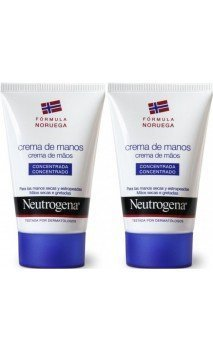 Neutrogena Crema De Manos Concentrada Duo 2 X 50 Ml