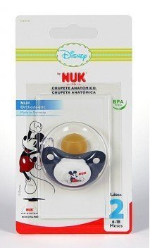 NUKETE T2 LATEX DISNEY MICKEY