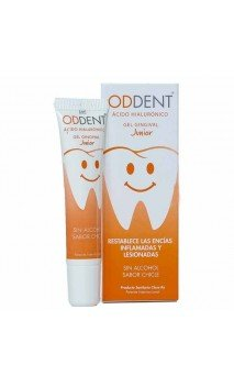Oddent Gel Oral Junior 15 Ml