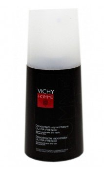 Vichy Homme Desodorante Spray Ultra Fresco 100 Ml