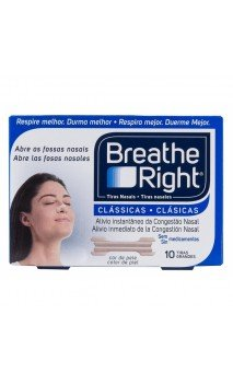 RHINOMER BY BREATHE RIGHT TIRA ADH NASAL CLASICAS 10 U