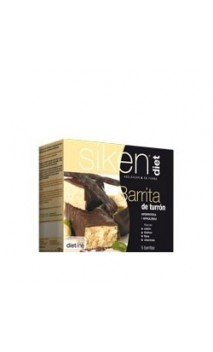 SIKEN DIET PACK 2 U. BARRITAS COCO-BANANA