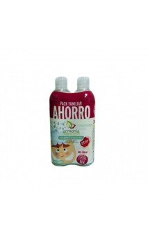 PACK ARMONIA CHAMPU ESCOLAR 2 X 300 ML