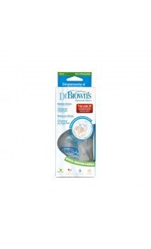 Biberon Pp Anticolico Tetina Silicona Dr Brown´s Natural Flow Options 150 Ml Boca Ancha