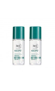 Roc Keops Deo Roll-on Sensible Duo