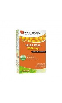Forte Jalea Real 1000 Mg 20 Ampollas X 10 Ml