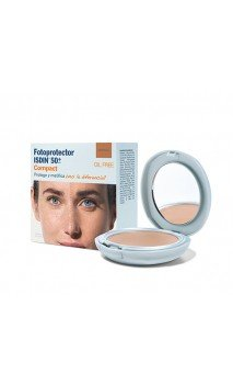 Fotoprotector Isdin Compact 50+ Bronce 10 G
