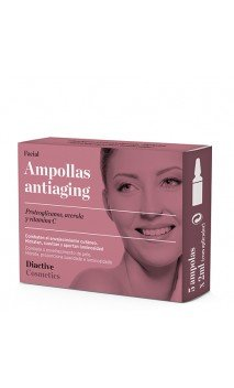 Diactive Ampollas Antiaging Faciales 5 Ampollas