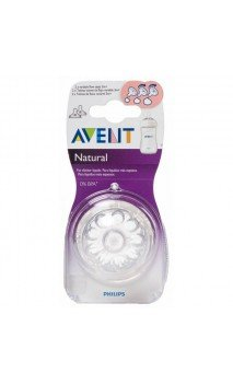 Tetina Avent Natural Flujo Variable 2 U.