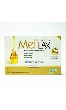 Melilax Pediatric 6 Microenemas