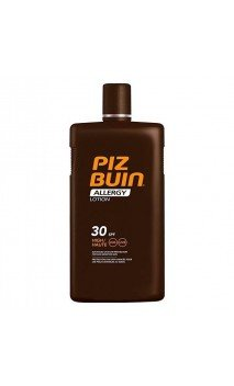 PIZ BUIN ALLERGY LOCION PIEL SENSIBLE AL SOL SPF 30 PROTECCION ALTA 400 ML