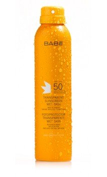 Babe Fotoprotector Spf 50 Wet Skin Spray 200 Ml