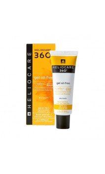 Heliocare 360º Gel Oil Free Spf 50+ 50 Ml Dry Touch