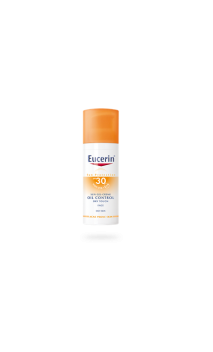 EUCERIN SUN PROTECTION 30 GEL CREME ROSTRO OIL CONTROL 1 ENVASE 50 ML