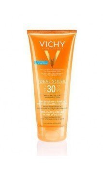 Ideal Soleil Spf 30 Leche-gel Wet Skin 200 Ml