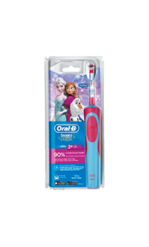 CEPILLO DENTAL ELECTRICO INFANTIL ORAL-B STAGES FROZEN +3 AÑOS SUAVE