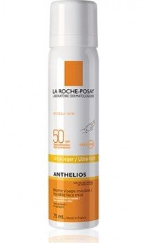 ANTHELIOS BRUMA FRESCA INVISIBLE SPF 50 AEROSOL 1 ENVASE 75 ML