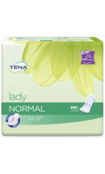Tena Lady Normal 24 U Absorb Inc Orina Ligera