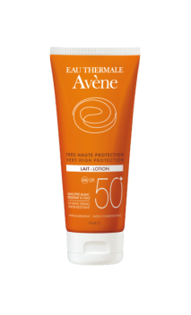 Avene Leche Spf 50+ Ultra Proteccion 100 Ml