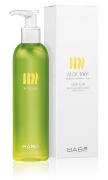 Babe Aloe 100% 90 Ml