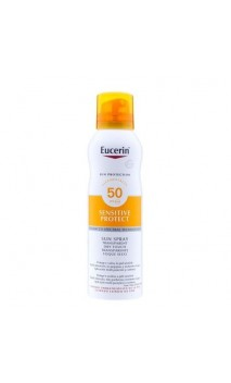 EUCERIN SUN PROTECTION 50+ SPRAY SENSITIVE PROTECT 1 ENVASE 200 ML